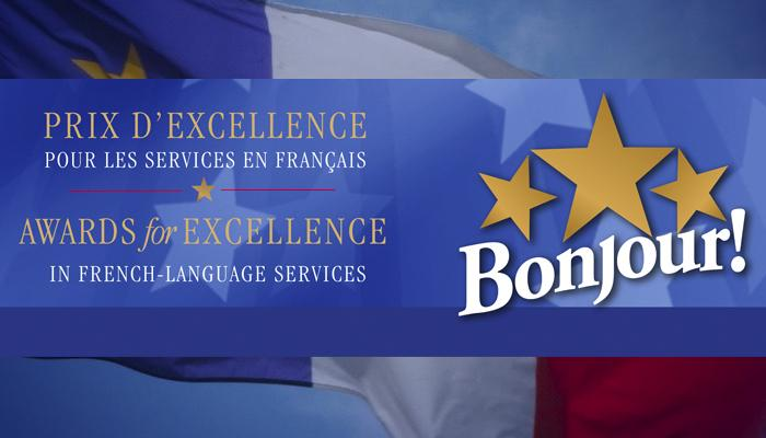 About the Bonjour! Awards